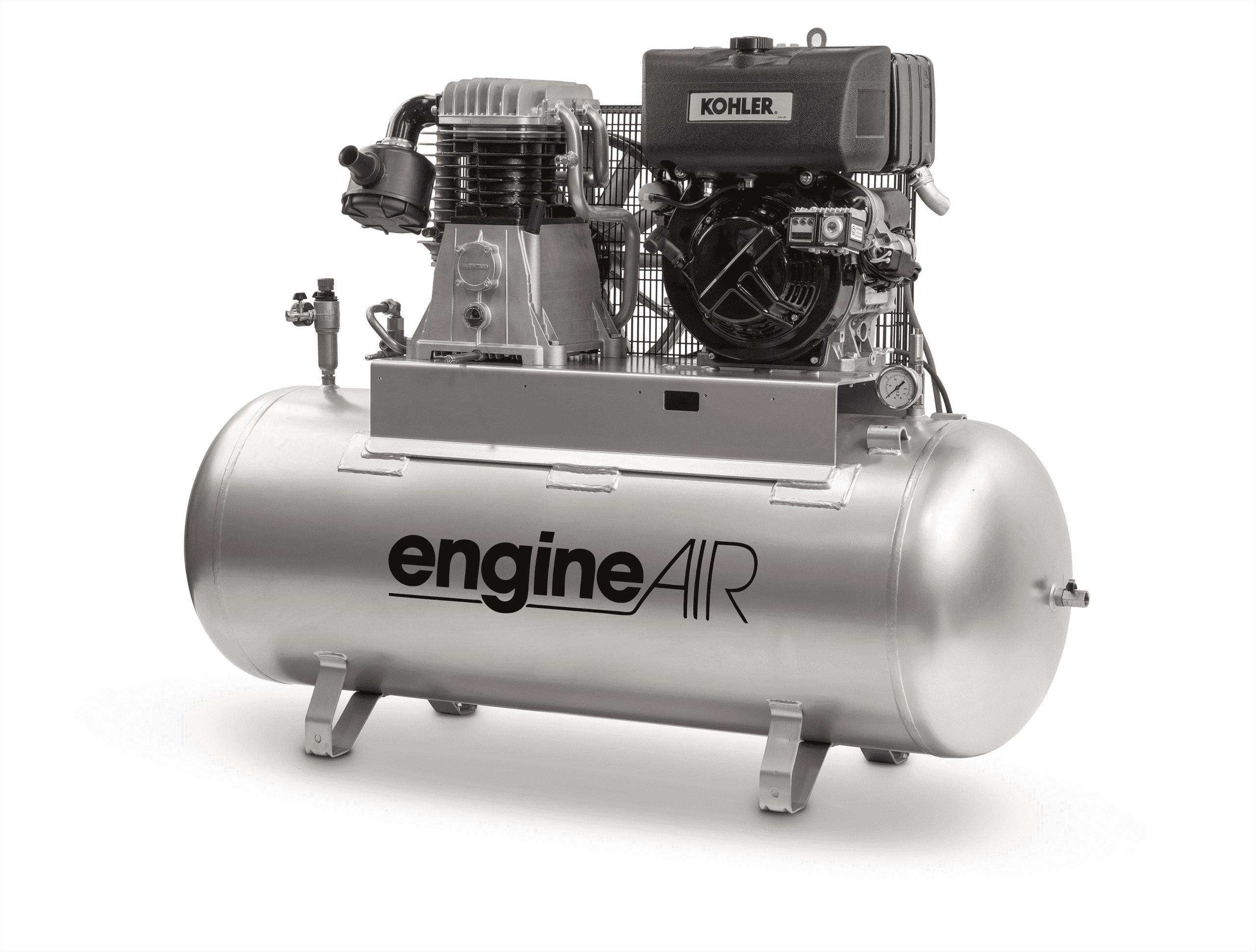 engineAir 8/270 14 Diesel - Elstart