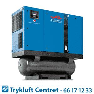 Skruekompressor RLR 16 VT 13 500L