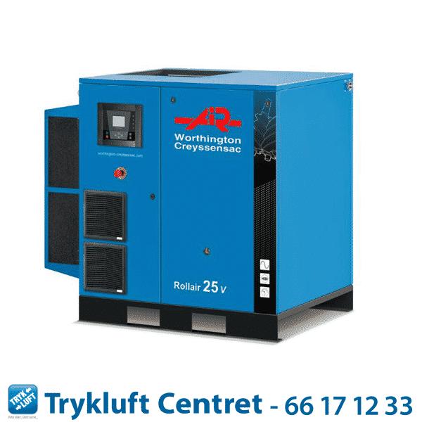 Skruekompressor RLR 20 V 12,5