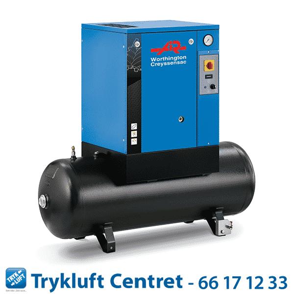 Skruekompressor RLR 300-10 200 DD