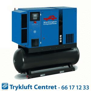 Skruekompressor RLR 550BT/500