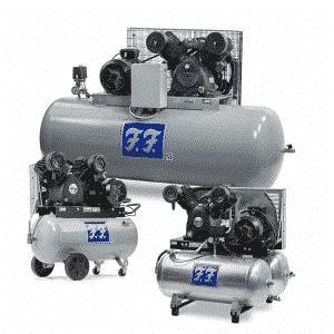 Stempelkompressor - Industri