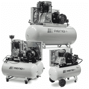 Stempelkompressor - Proffessionel
